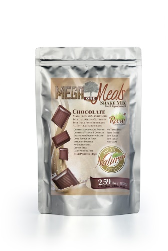 MegaOne Chocolate Meal Replacement Shake