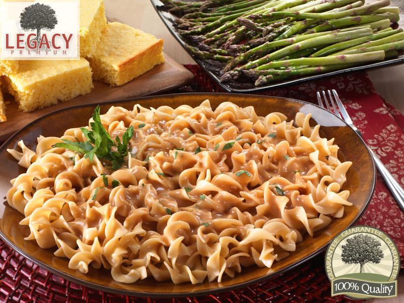 Legacy Foods MEGA Sample Pack 183 Servings