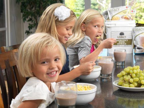 160 Serving Legacy Foods Chocolate Milk Bucket