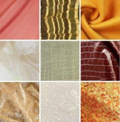 Какие бывают ткани фото