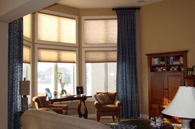 Пошив штор в квартиру