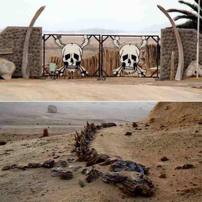 Берег Скелетов, Намибия-1