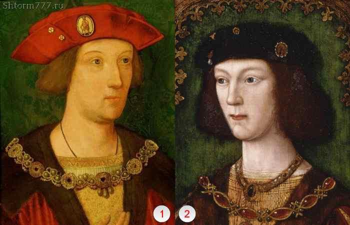 Генрих VII Тюдор-3