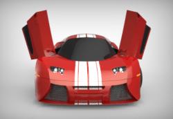 5G Super cars 1