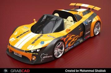 Super car 2.Y053