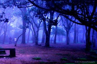 Nandi Hill... Bangalore