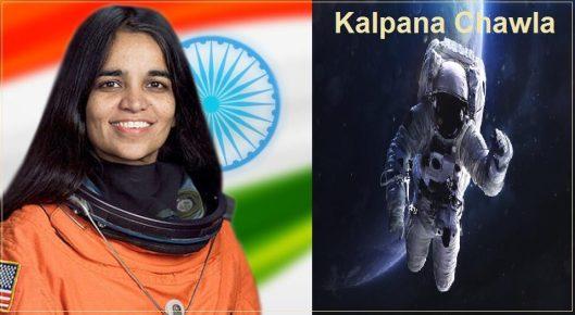 India's Astronaut Kalpana Chawla