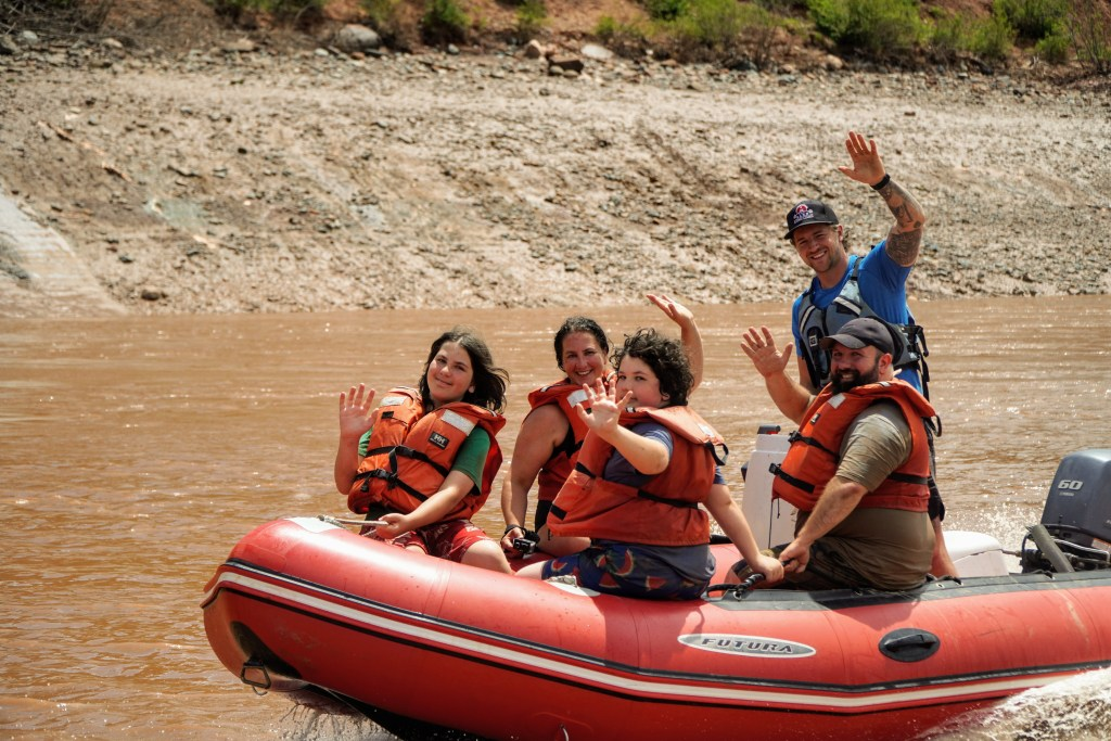fundy rafting