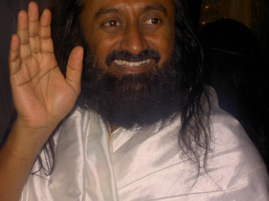 guruji's blessing