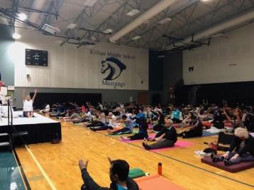 Dallas Yoga immersion