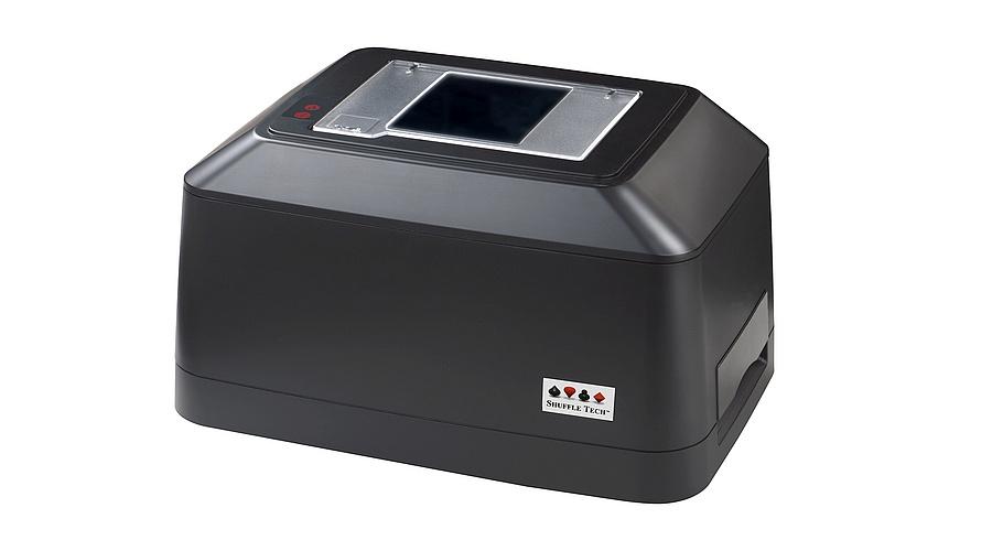 shuffle tech automatic card shuffler  buy it here in our