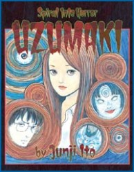 The first volume of Uzumaki by Junji Ito. Courtesy of Popimage.com.