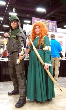 Arrow and Merida 2