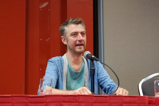 """Guardians of the Galaxy"" and ""Gilmore Girls"" actor Sean Gunn. Photo by ChinLin Pan"
