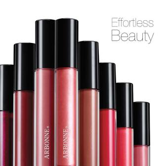 Arbonne's range of lipglosses