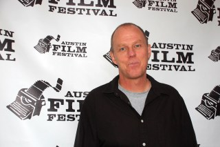 """Academy Award-winning director/writer Brian Helgeland attended the 22nd annual Austin Film Festival for his red carpet premiere of crime thriller """"Legend,"""" starring Tom Hardy. Helgeland is also known for his other films, """"L.A. Confidential,"""" """"Mystic River,"""" and """"A Knight's Tale."""" / Photo by ChinLin Pan"""