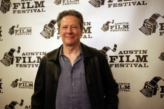 "Academy Award-winning actor Chris Cooper appeared at the Paramount on Oct. 30 for the red carpet premiere of ""Lone Star."" Cooper is also known for his roles in ""American Beauty,"" ""The Patriot,"" ""Adaptation,"" and ""The Bourne Identity."" / Photo by Josh Guerra"