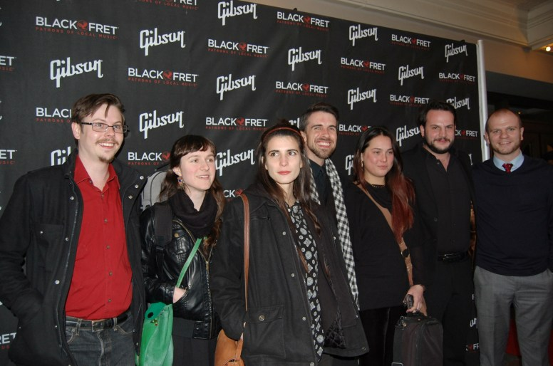Black Fret handed a major grant to Mother Falcon.