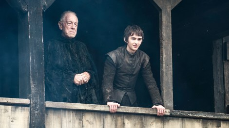 Bran Stark is back! The Three-Eyed Raven guides him on his vision quest. / Photo credit: HBO