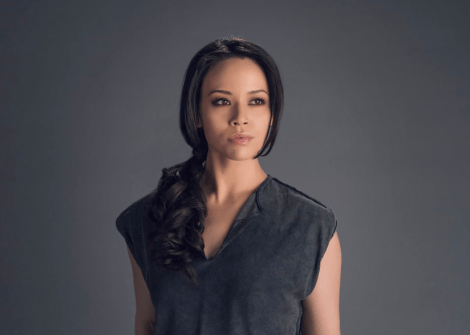 """Two from """"Dark Matter,"""" played by Melissa O'Neil"""