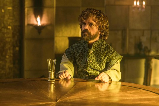 Tyrion, another pose.