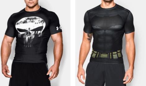 Underarmor Shirts
