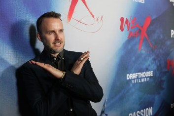 """Director Stephen Kijak seen at The Los Angeles Premiere """"We Are X"""" on Monday, October 03, 2016, in Los Angeles, CA. / Photo by Eric Charbonneau/Invision for Drafthouse Films/AP Images"""