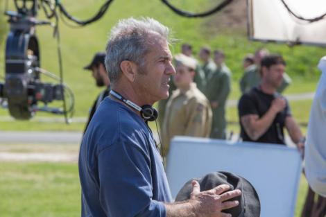 Director Mel Gibson/ Photo Credit: Mark Rogers