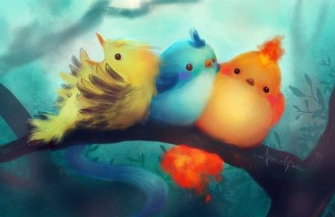 Artwork by Alice Z. Xie