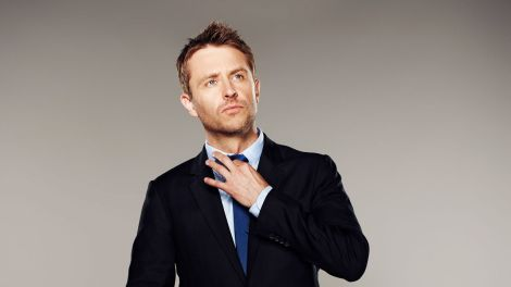 Chris Hardwick / Photo credit: Comedy Central