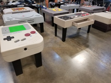 Video Game Coffee Tables