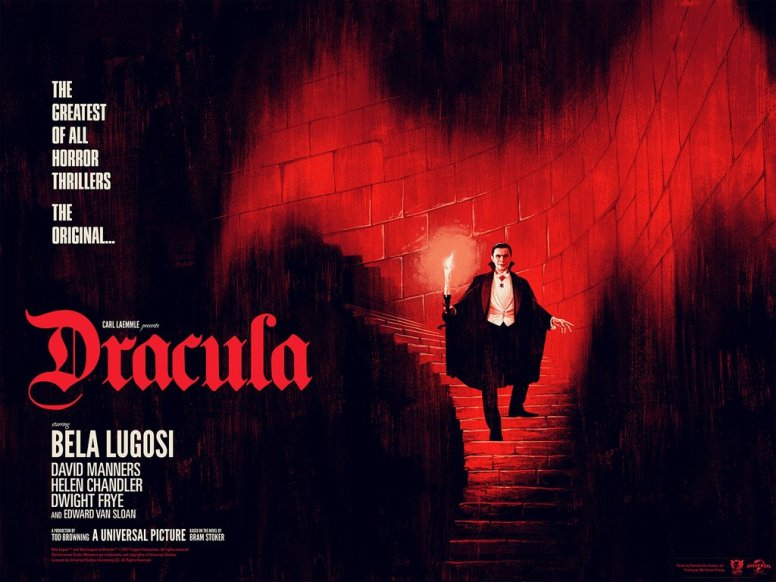 Dracula by Phantom City Creative | Photo courtesy of Mondo