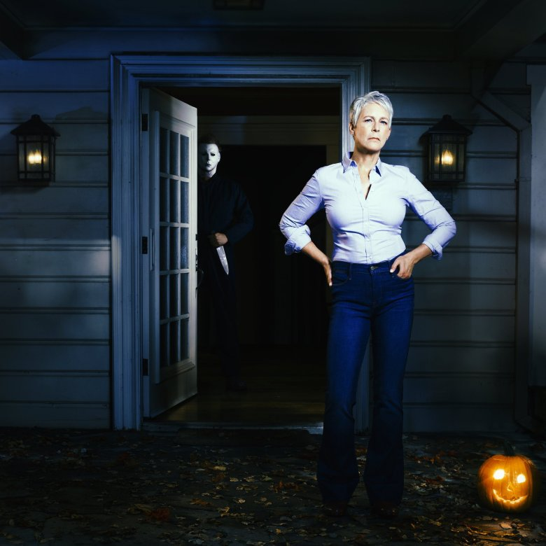 Jamie Lee Curtis stars as Laurie Strode / Photo courtesy of Blumhouse Productions