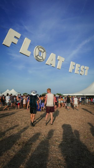 Float Fest 2018 | Photo by Leigh Kettle