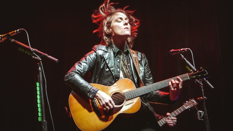 Brandi Carlile at Old Settler's Music Festival 2019