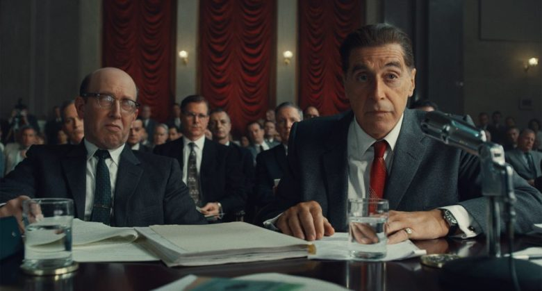 Irishman Al Pacino