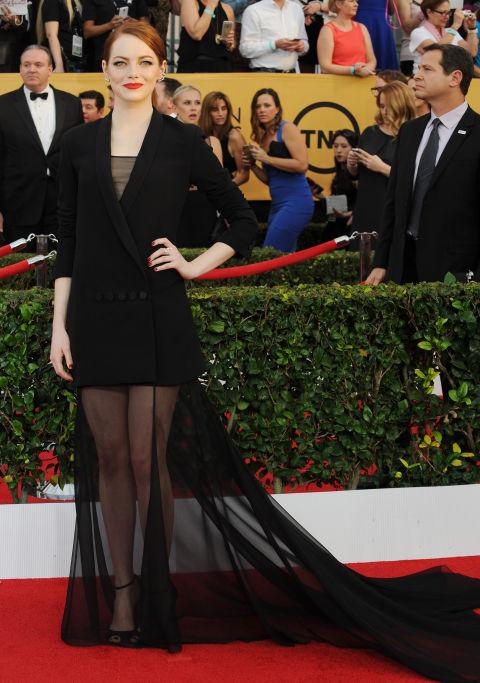 Emma Stone - Christian Dior Couture