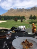 Lunch at Terroir Restaurant, Craggy Range Winery