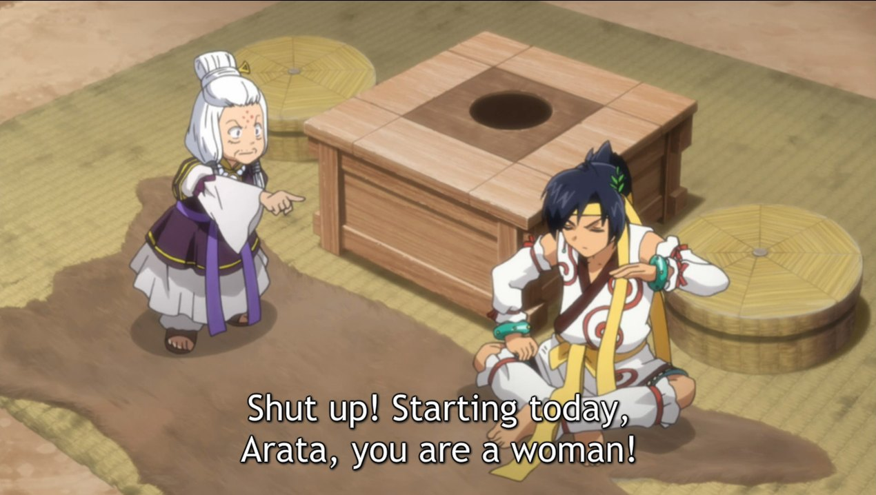 Image result for arata the legend anime