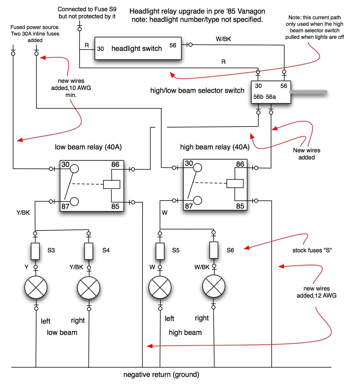 [WRG5168] Golf Cart Wiring Diagram For Headlight Relay