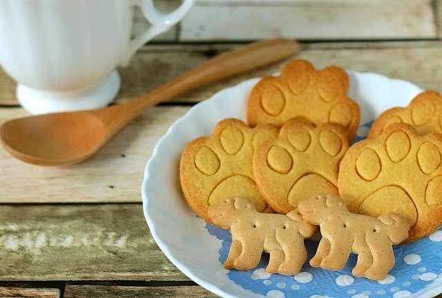 犬の足跡 クッキー5