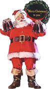 サンタクロース 起源 サンタ 服