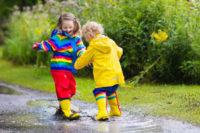 キッズ レインウェア 雨の日 お出かけ 子供