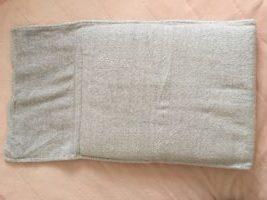 枕を使わない人の枕」購入した