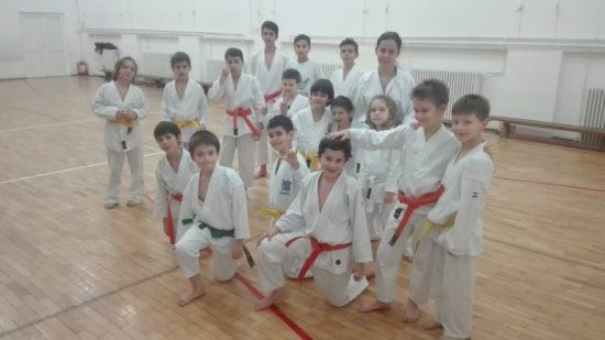 cursuri karate pentru toate varstele