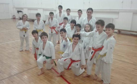 curs karate copii sector 4 unde se invata stilul Wado Ryu prin arte martiale Bucuresti