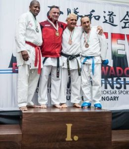 campionat european de karate