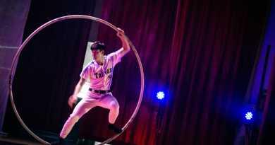 讓世界看見 創造台灣當代馬戲團