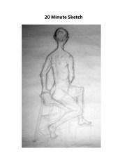 20 minutes sketch