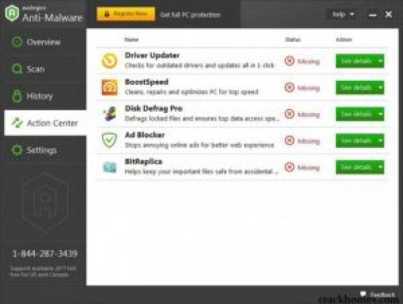 Auslogics Anti-Malware 1.21.0.5 With Serial Keys